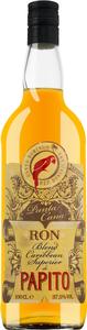Ron Papito Ron Blend 1,0L   - Rum, Dominikanische Republik, trocken, 1l