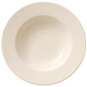 Villeroy & Boch Teller tief /Suppenteller Ø 25 cm FOR ME Cremeweiß