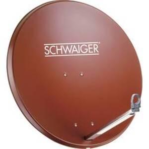 Schwaiger SPI991.2SET SAT-Anlage ohne Receiver Teilnehmer-Anzahl: 4