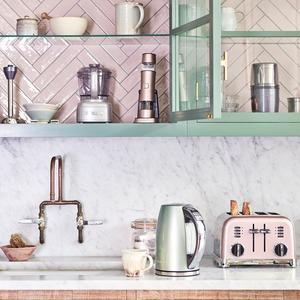 Cuisinart Wasserkocher »CPK17GE Multi Temp«, 1,7 l, 3000 W, mit 4 Temperaturstufen von 85°-100°, 3kW Leistung für schnelles Aufkochen
