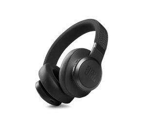 JBL kabelloser On-Ear-NC-Kopfhörer »Live 660NC«, schwarz