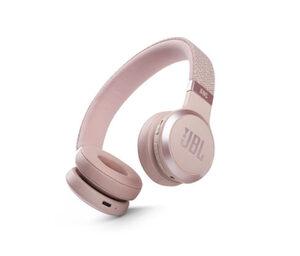 JBL kabelloser On-Ear-NC-Kopfhörer »Live 460NC«, roséfarben