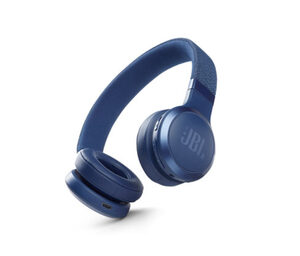 JBL kabelloser On-Ear-NC-Kopfhörer »Live 460NC«, blau
