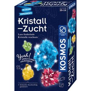 Kosmos Kristall-Zucht, Messbecher, Schatztruhe, Pipette