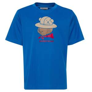 Columbia GRIZZLY GROVE SS GRAPHIC TEE Kinder - Funktionsshirt