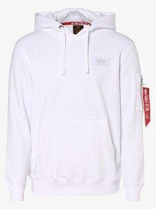 Alpha Industries Sweatshirt weiss Gr. S