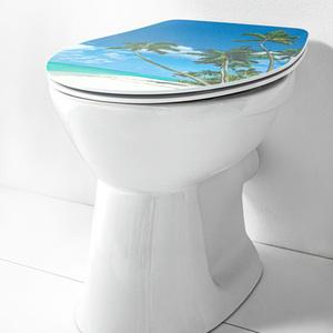 """Badkomfort Design WC-Sitz """"Slim"""""""