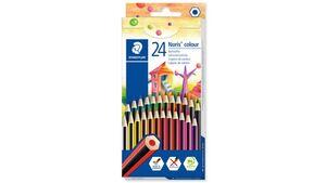 STAEDTLER Noris® colour  24 Farben im Kartonetui