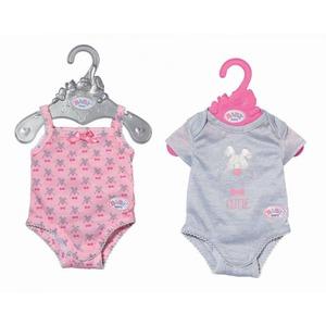 BABY born - 1 Babybody - verschiedene Designs