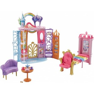 Barbie - Dreamtopia - Puppenhaus - Schloss