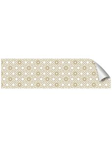 Küchenrückwand-Panel, fixy, Geometrisches Muster, 220x60 cm