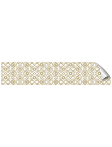 Küchenrückwand-Panel, fixy, Geometrisches Muster, 280x60 cm