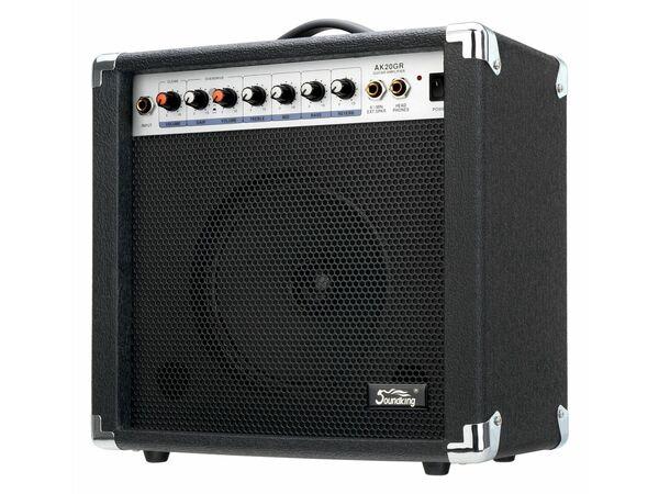 Soundking AK20-GR Gitarrencombo - 2-Kanal, 60 Watt