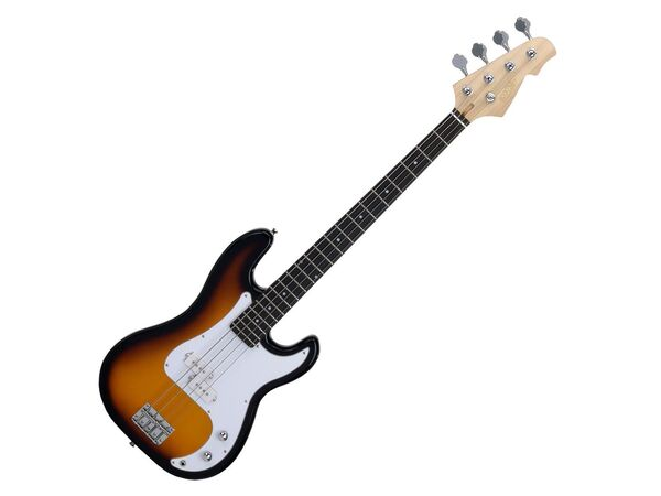 Rocktile Punsher E-Bass Sunburst