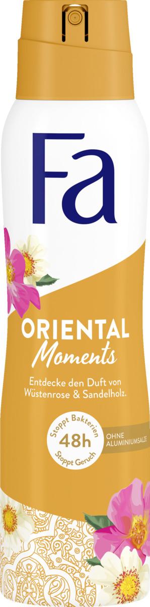 Bild 1 von Fa Deospray Oriental Moments