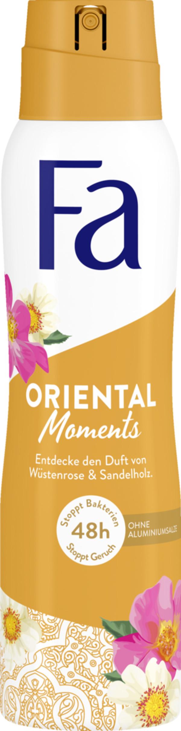 Fa Deospray Oriental Moments