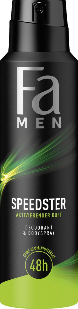 Bild 1 von Fa Speedster Deodorant Spray Men