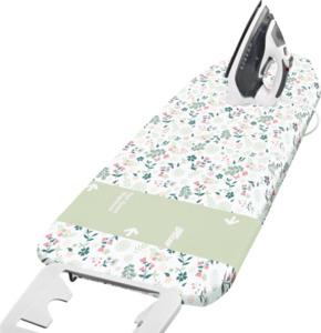 IDEENWELT Bügelbrettbezug mit Highspeedzone floral