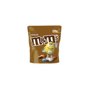 m&m's Schokolinsen mit Zuckerüberzug