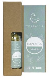 TEABALLS Eukalyptus naturtrüb