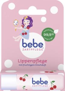 bebe ZARTPFLEGE Natural Cherry Lippenpflegestift