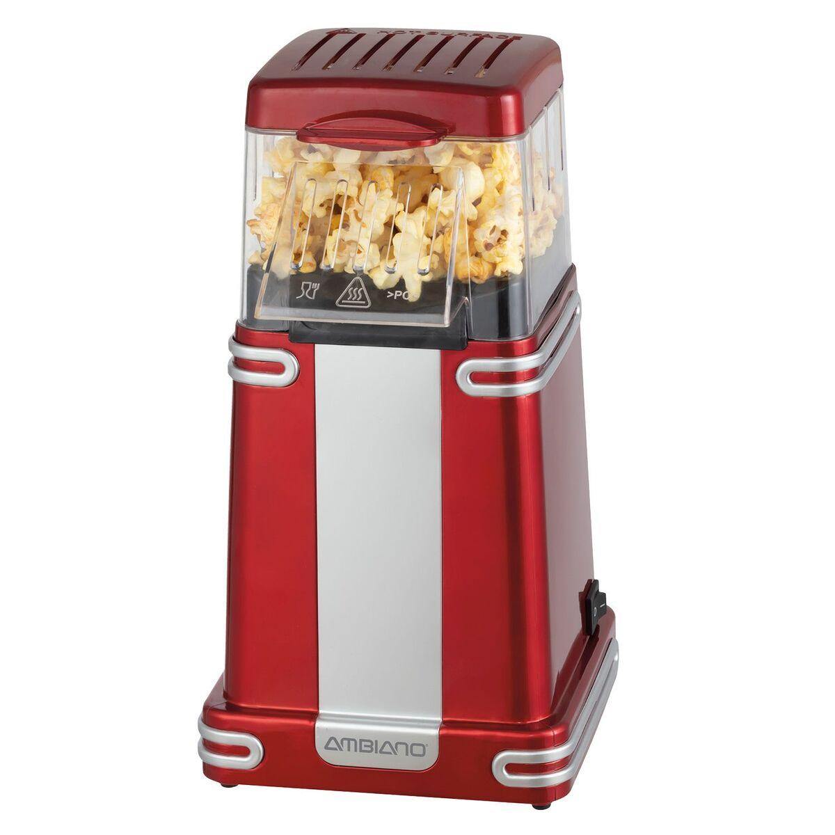 Bild 1 von AMBIANO Popcorn-Maschine/Zuckerwatte-Maschine/Schokobrunnen