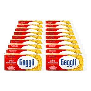 Gaggli Bandnudeln 250 g, 18er Pack