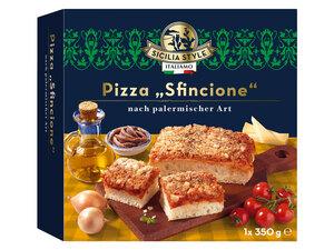 """Italiamo Pizza """"Sfincione"""""""