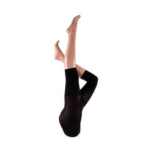 SoC Damen Capri Leggings 2er - versch. Farben & Größen - schwarz - Gr. M