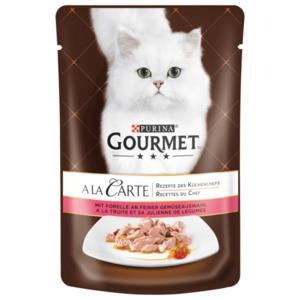 Gourmet a la Carte Forelle 85g