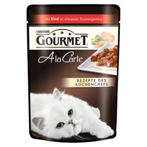 Gourmet A la Carte Rind 85g