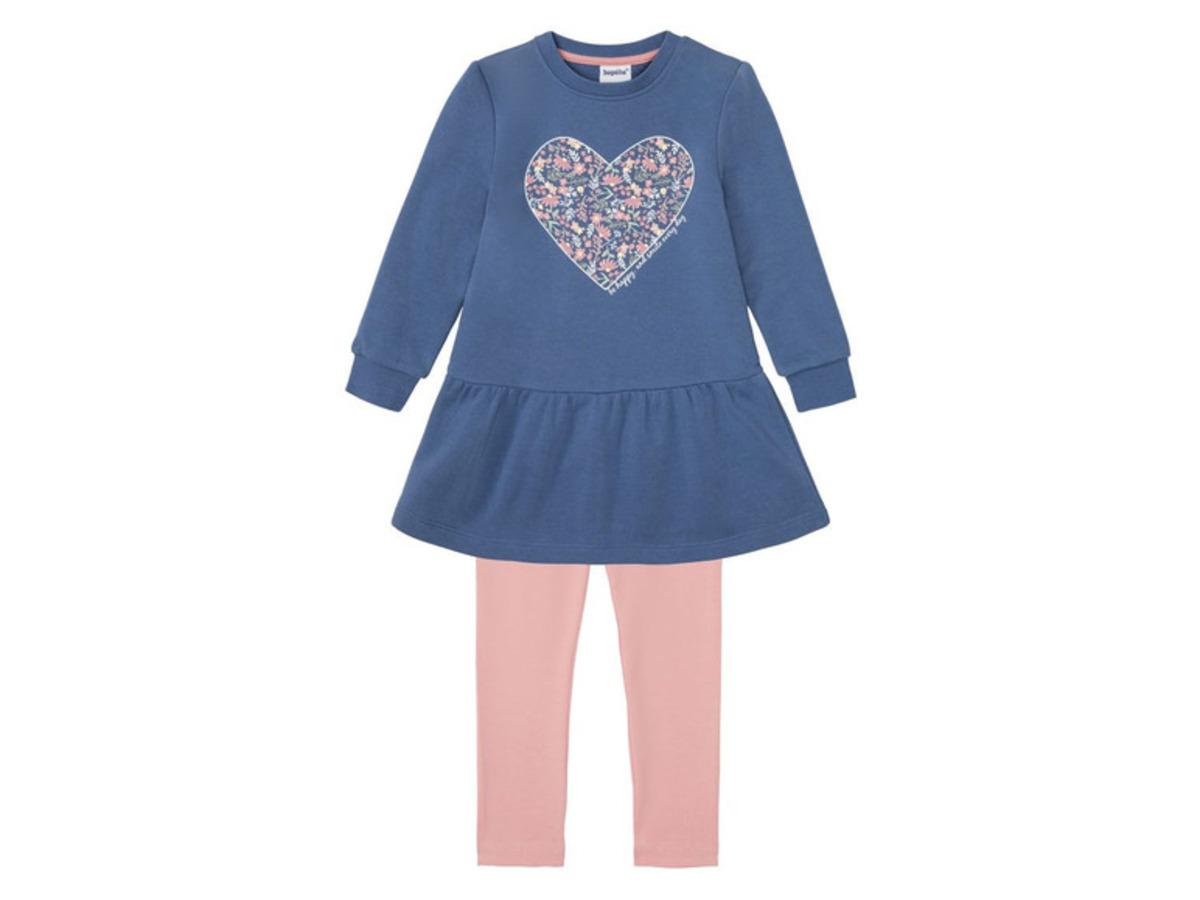 Bild 2 von LUPILU® Kleinkinder Set Mädchen, mit Baumwolle