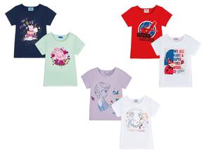 2 Kleinkinder / Kinder Mädchen T-Shirts