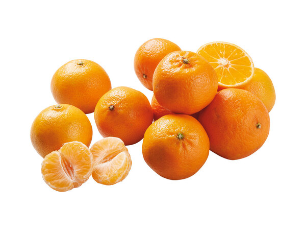 Mandarinen/Clementinen, lose