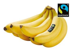 Fairtrade Bananen, lose