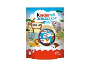 Kinder Schokolade Mini