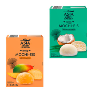 ASIA GREEN GARDEN     Mochi-Eis