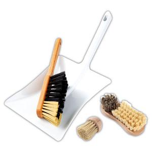 TopTex/Bürstenmann Reinigungsartikel aus Holz