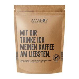 AMAROY Ganze Kaffeebohnen im Papier-Doybag 250 g