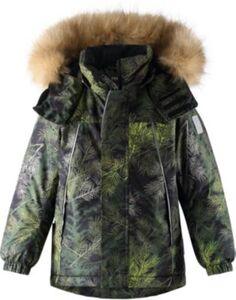 Winterjacke NIISI  grün Gr. 110 Jungen Kleinkinder