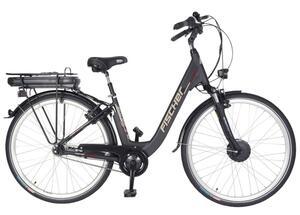Fischer Alu-City-E-Bike ECU 1800-S1, 28 Zoll