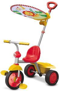 Fisher-Price Dreiräder Kinder driewieler Glee Plus Junior Grau/Gelb