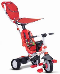 Fisher-Price Dreiräder Kinder Charisma 4-in-1 Junior Weiß/Rot