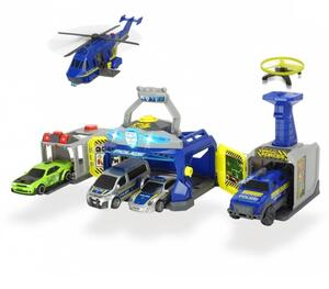 Dickie Toys SOS Ultimate Police Headquarter, Polizeistation 203719011