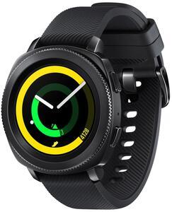 Samsung SM-R600 Smartwatch Gear Sport Schwarz