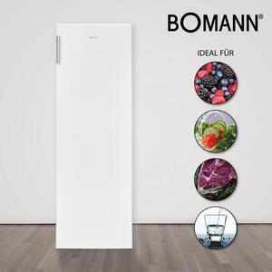 Bomann Vollraumkühlschrank VS 3173.1 weiß 297 Liter