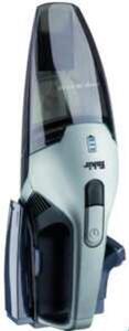 FAKIR AS 1072 LNT-7,4V 2-in-1 Nass-/Trocken-Akkusauger silber/rauchglas, Farbe:Silber/Rauchglas