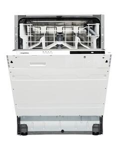 respekta Geschirrspüler Spülmaschine Einbau vollintegriert 60 cm  Aquastop