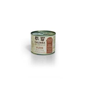 Calimba Wild, Rind & Huhn mit Apfel 200g