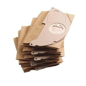 Kärcher 6.904-322.0 Nass- und Trockensauger Papierfiltertüten 5er Pack